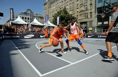 3x3 World Tour, 2013